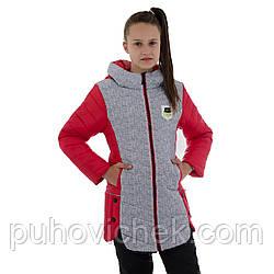 Красивые куртки для девочек демисезонные размер 146-158