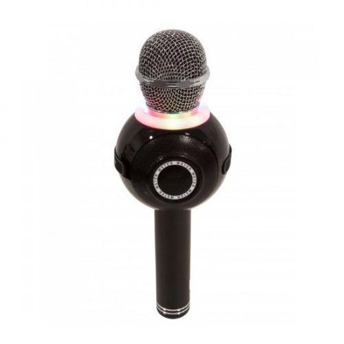 MICROPHONE WS 878, Портативний караоке з динаміком мікрофон, Бездротовий мікрофон