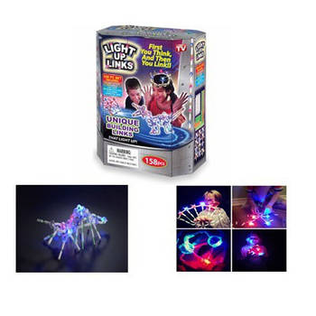 Світиться конструктор Light Up Links, конструктор для дітей Лайт Ап Лінкс