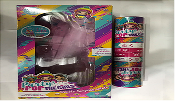 Лялька LOL POP PARTY модель HT211 2 штуки в комплекті