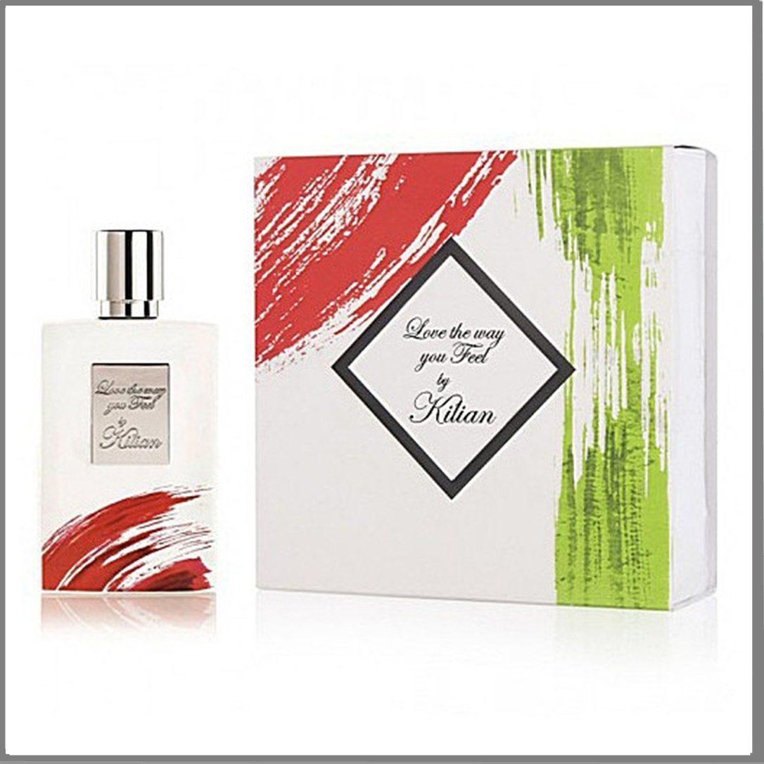Kilian Love the Way You Feel парфумована вода 50 ml. (Кіліан Лав Зе Вей Ю Філ)