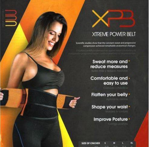 Пояс Xtrem Power Belt L