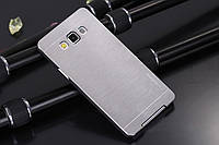 Чехол для Samsung Galaxy J7 J700 motomo металлический, фото 1