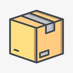 Картонная упаковка для тележек