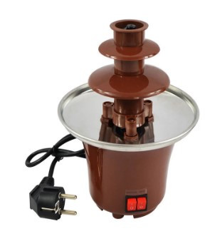 Шоколадний фонтан для фондю Chocolate Fountain