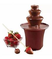 Шоколадний фонтан для фондю Chocolate Fountain, фото 2