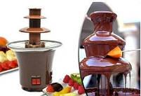 Шоколадний фонтан для фондю Chocolate Fountain, фото 3
