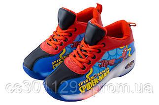 Кросівки на роликах Elite - 36-37 Spider-Man, фото 2
