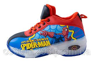 Кросівки на роликах Elite - 36-37 Spider-Man, фото 3