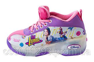 Кросівки на роликах Elite - 30-31 Soy Luna, фото 3