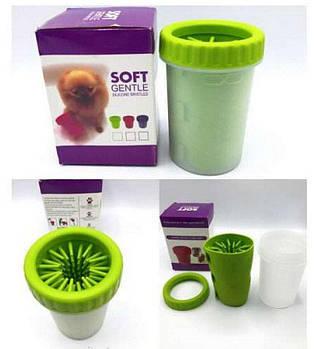 Лапомойка для собак Pet Feet Washer Ємність для миття лап