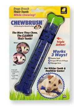 Зубна щітка для собак Сhewbrush