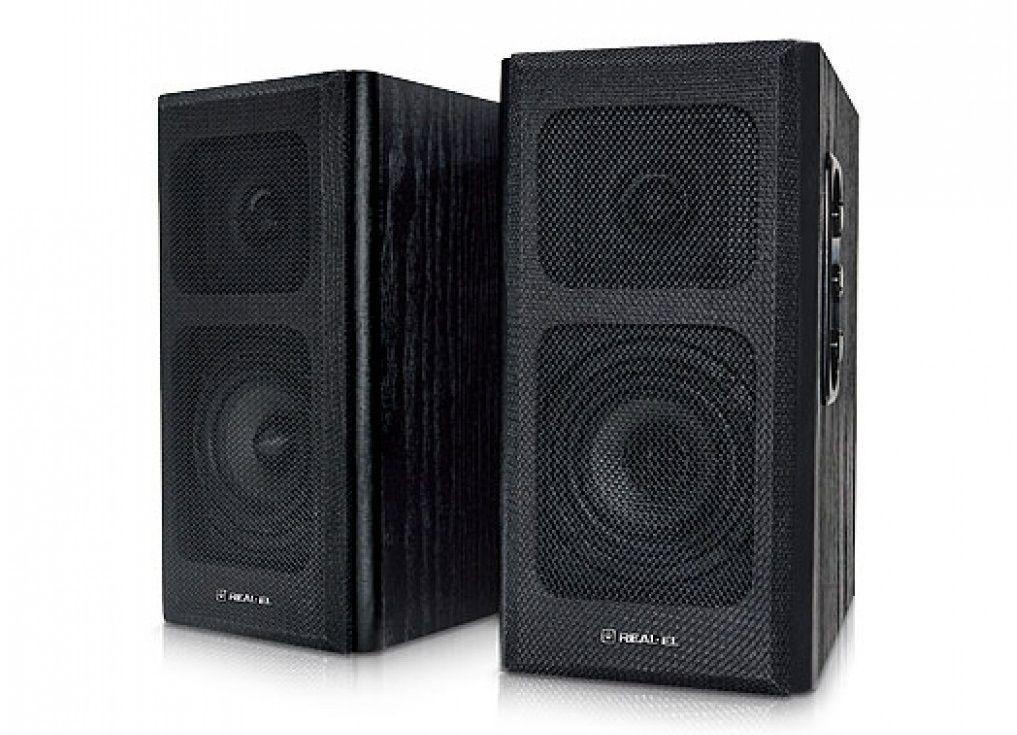 Колонки акустичні REAL-EL S-250 Black