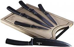 Набор ножей Berlinger Haus Moonlight Edition 6 предметов Berlinger Haus BH 2549