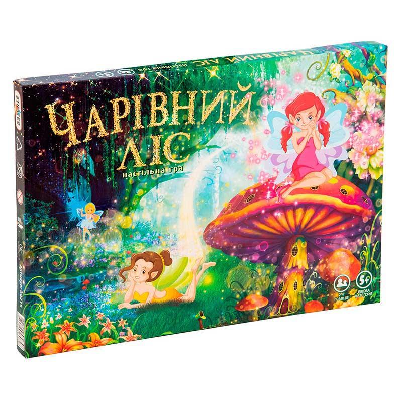 """Настольная игра """"Чарівний ліс"""" STRATEG 30215"""