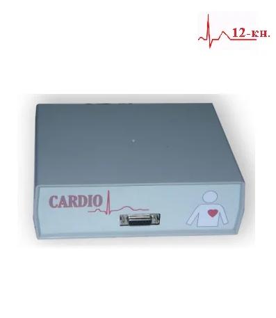 Електрокардіограф 6 / 12MINI МИДАС,, 12-канальний, апарат ЕКГ медичний портативний (кардіограф)