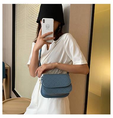 Женская сумка клатч через плече