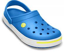 Кроксы унисекс шлепанцы Крокбенд 2 Сабо оригинал / Crocs Crocband II Clog (11989), Синие 42
