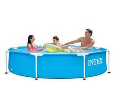 Каркасный бассейн Интекс 28205 (244 x 51 см)
