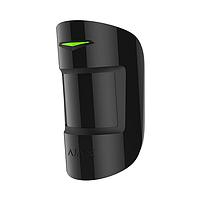 Бездротовий датчик руху та розбиття Ajax CombiProtect чорний