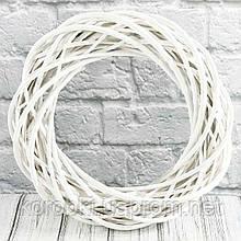 Венок-основа натуральный деревянный (диаметр 30 см)