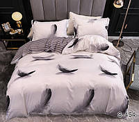 Комплект постельного белья сатин 200х220 TAG S454