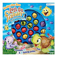 Настільна гра Рибалка Let´s Go Fishin´ Game Настольная игра для детей Рыбалка