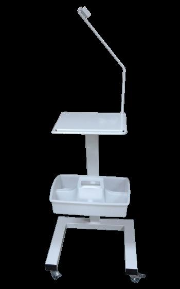 Візок для перевезення ЕКГ МІДАС, транспортування електрокардіографа
