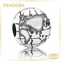 Пандора Клипса Глобус Pandora 791182