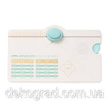 Міні дошка для виготовлення конвертів, WeR Memory Keepers
