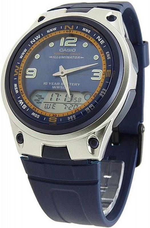 Часы наручные мужские Casio AW-82-2AVEF (модуль №3768)