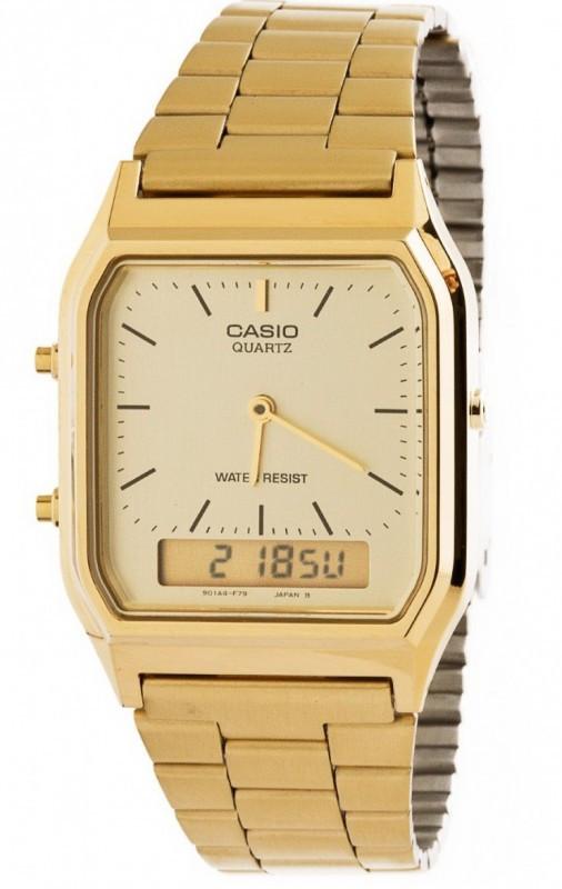 Часы наручные мужские Casio AQ-230GA-9DMQ (модуль №1301)