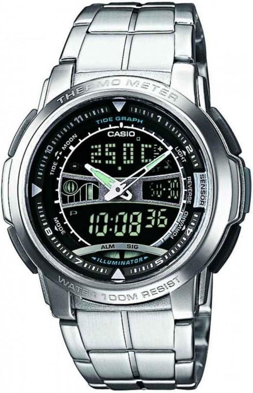 Часы наручные мужские Casio AQF-101WD-1BVEF (модуль №4348)