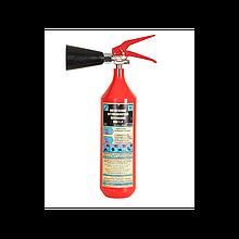 Огнетушитель углекислотный переносной ВВК-1,4 (ОУ-2) (з)