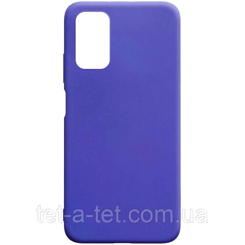 Чехол силиконовый Candy для Xiaomi Redmi 9T Purple