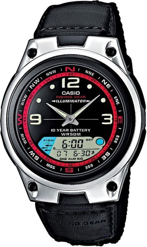 Часы Casio AW-82B-1AVEF (мод.№3768)