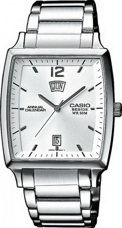 Часы Casio BEM-103D-7AVEF (мод.№3735)