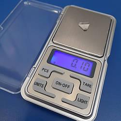 Ювелирные карманные весы MH-100 (100 грамм) калиброванные