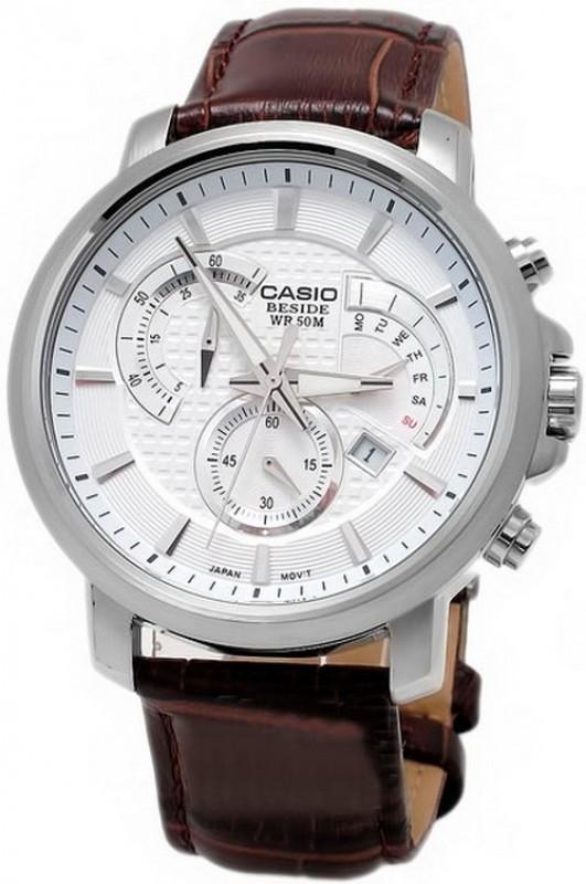 Часы наручные мужские Casio BEM-506L-7AVEF (модуль №4358)