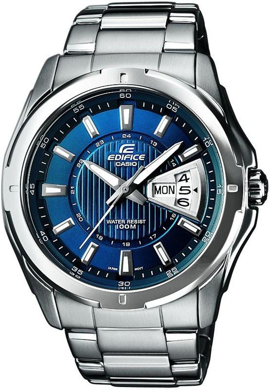 Часы Casio EF-129D-2AVEF (мод.№5125)