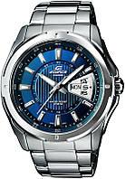 Часы CASIO EF-129D-2A (мод.№5125)