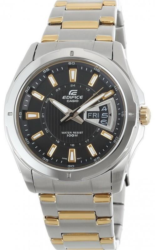 Часы наручные мужские Casio EF-129SG-1A (модуль №5125)