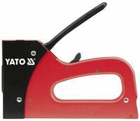 Степлер мебельный (10.6х6.0-16.0х1.2 мм), YATO (TOYA)