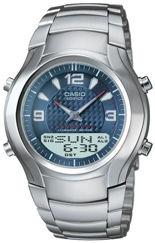 Часы наручные мужские Casio EFA-112D-2AVEF (модуль №2747)