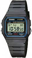 Часы наручные мужские Casio F-91W-1YEF (модуль №593)