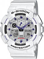 Часы CASIO GA-100A-7AER (мод.№5081)