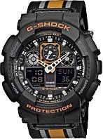 Часы CASIO GA-100MC-1A4ER (мод.№5081)