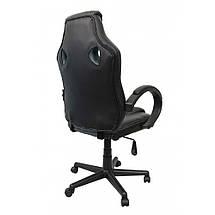 Крісло геймерське  B-603 сіре, фото 3