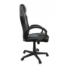 Крісло геймерське  B-603 сіре, фото 2