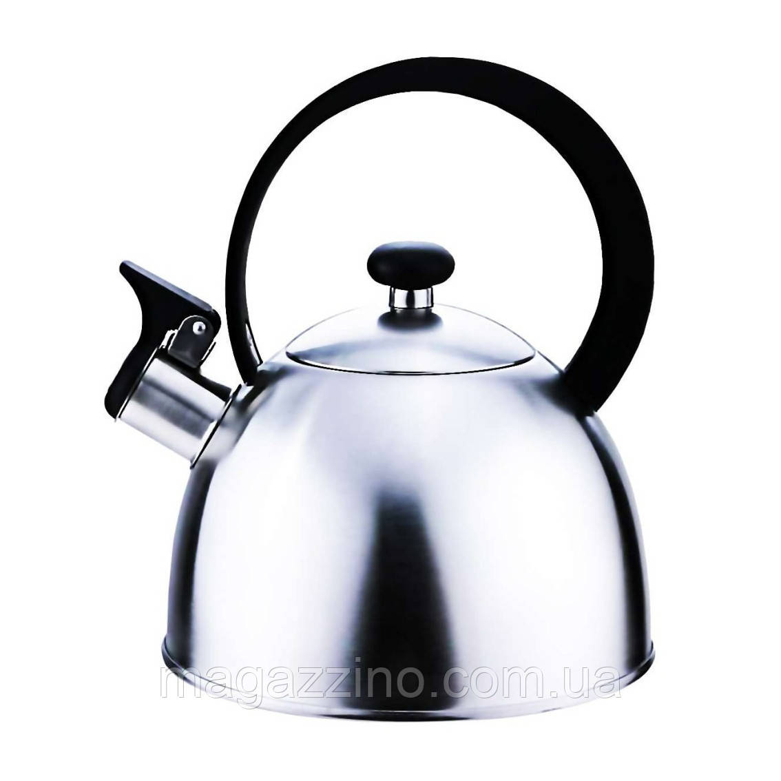 "Чайник со свистком, ""ConBrio"", 2500мл."